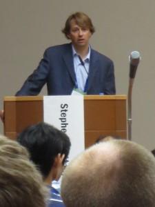 Neuro2013 2 Scott先生 講演